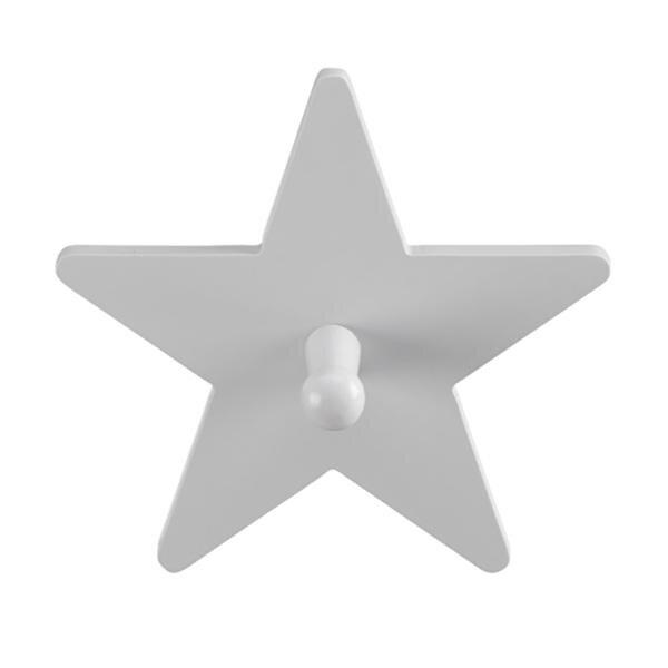 Knage stjerne Grå