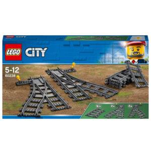 LEGO City Skiftespor