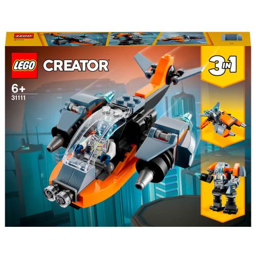 LEGO Creator Cyberdrone