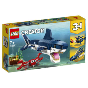 LEGO Creator Dybhavsvæsner