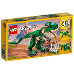 LEGO Creator Mægtige dinosaurer
