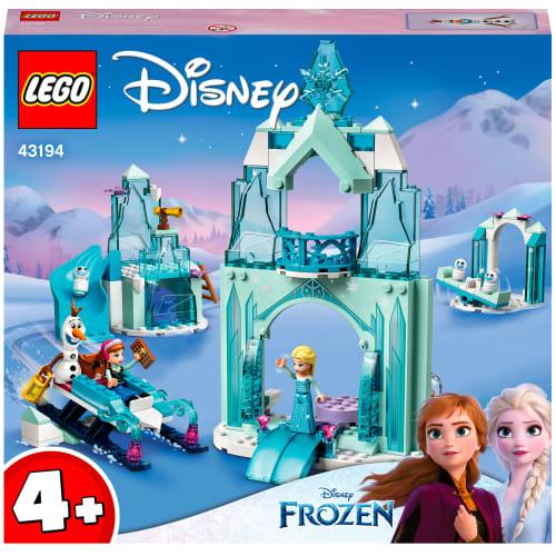 LEGO Disney Princess Anna og Elsas Frost-vinterland