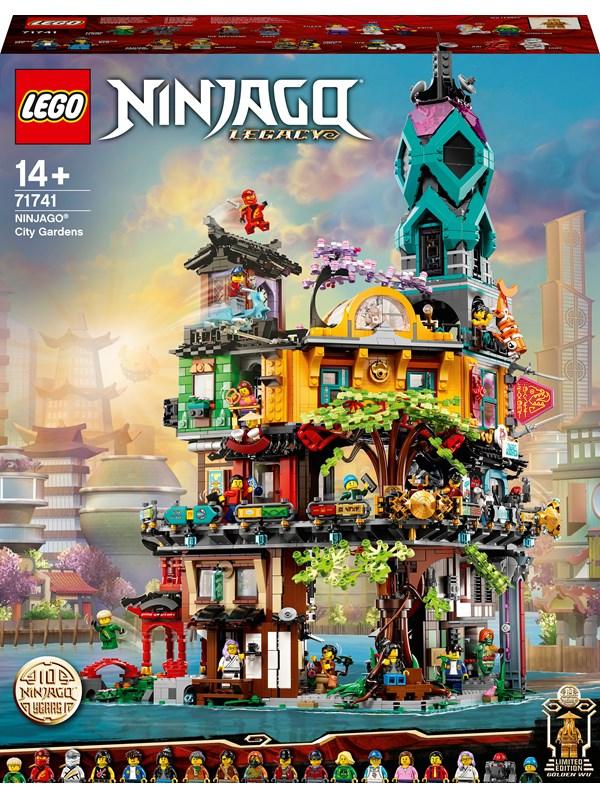 LEGO Ninjago 71741 Citys haver