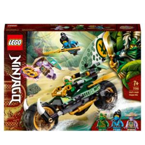 LEGO Ninjago 71745 Lloyds jungle-chopper