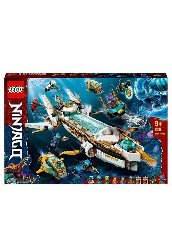 LEGO Ninjago 71756 Skæbne-ubåden