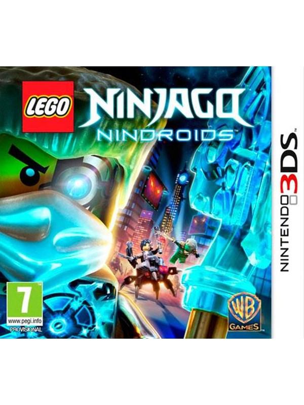 LEGO Ninjago: Nindroids - Nintendo 3DS - Action/Adventure