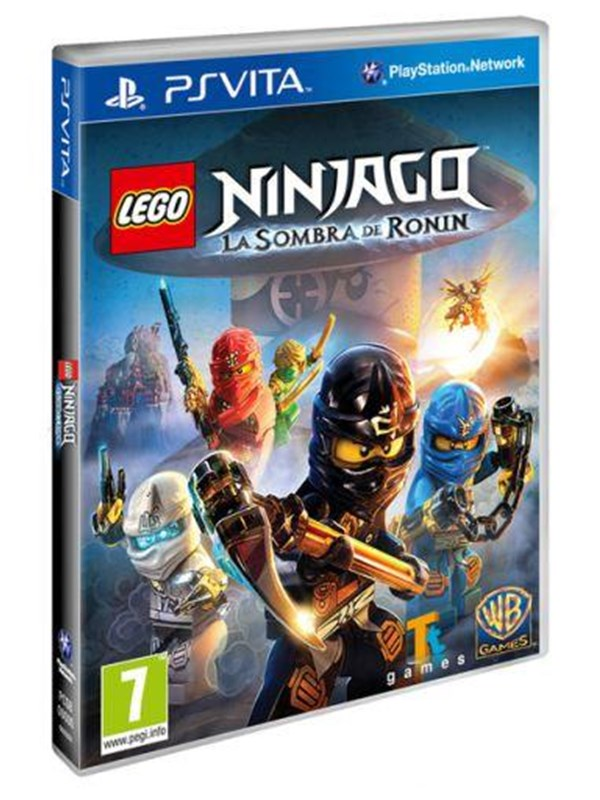 LEGO Ninjago: Shadow of Ronin - Sony PlayStation Vita - Action/Adventure