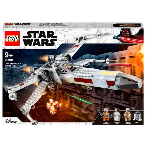 LEGO Star Wars Luke Skywalkers X-wing-jager