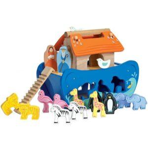 Le Toy Van Puttekasse - Noahs Ark