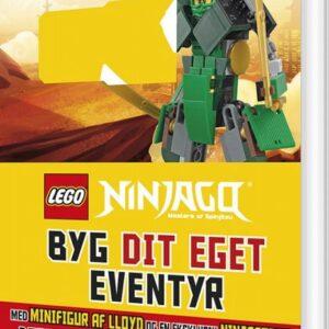 Lego Ninjago - Byg Dit Eget Eventyr - Lego - Bog