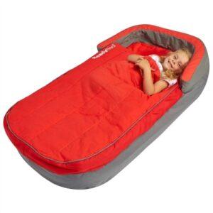 Min Første Deluxe Gæsteseng Readybed Med Sovepose
