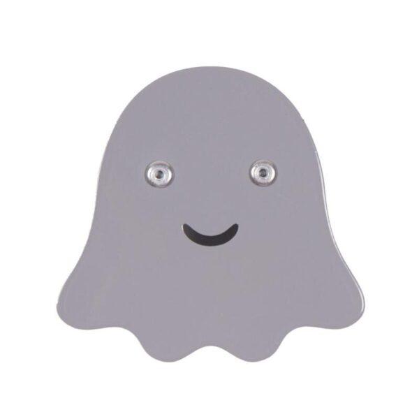 Spøgelse knage, grå
